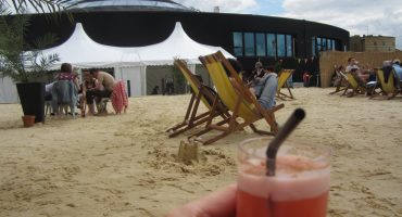 Camden Beach is officially open!