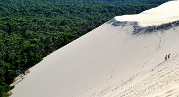 The Great Dune of Pyla: a mountain of sand with Atlantic views