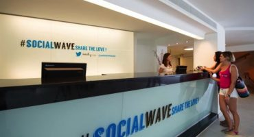World's first Twitter hotel