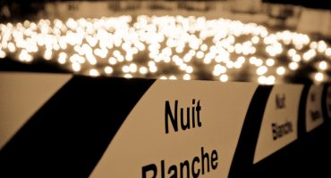 Dive right in: Paris' Nuit Blanche for £94
