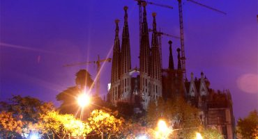 Fast Forward: Barcelona's Sagrada Familia in 2026