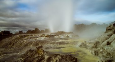 New Zealand's Rotorua is full of hidden secrets