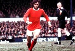 One night in the bed of George Best…