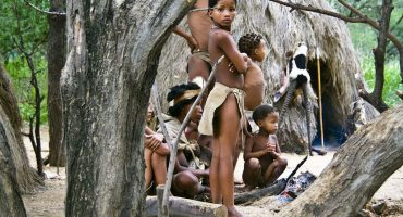 Discovering Namibia's Himba tribe