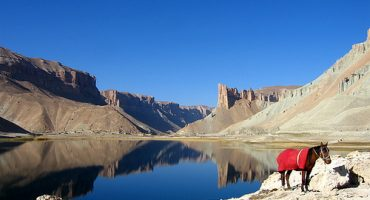 Bande-e Amir: Afghanistan's only National Park