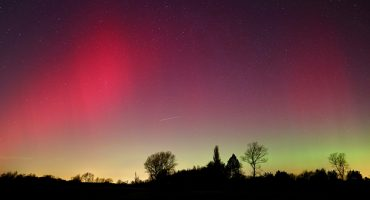 Spectacular Northern Lights spotted across UK