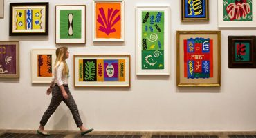 Celebrating Matisse, sightseeing in Nice
