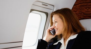 Travel myth buster: mobile phones cause plane crashes