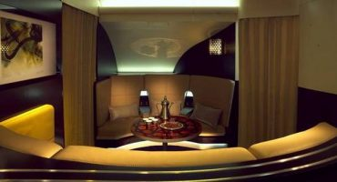 Inside the world's most luxurious airline cabin