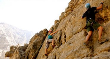 Top 5 places to rock climb in Britain
