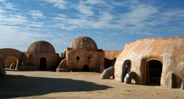 Tunisia with Luke Skywalker as your guide