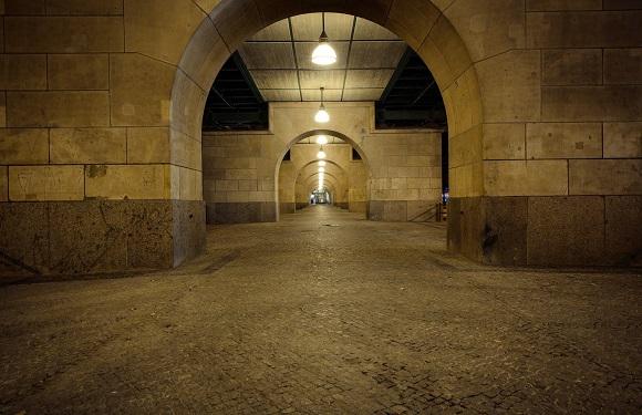 Berlin underground city