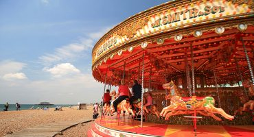 Wild rides: Britain's best theme parks