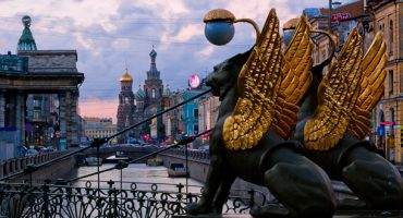 White nights in St. Petersburg for £178