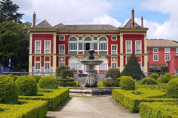 Fronteira Palace Lisbon