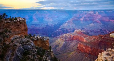 Grand Canyon threatened by tourist developments