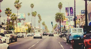 Experience autumn in LA for £431
