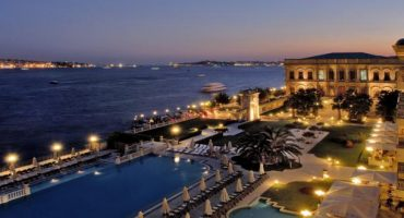 Istanbul: sleep in the best hotel in Europe