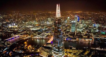 Cool London: Silent Disco at the top of The Shard!