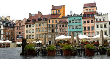 Warsaw: the cheapest capital for culture