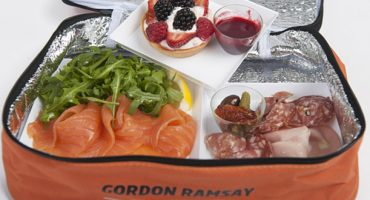 "Heathrow launches ""on-board picnic"" service"