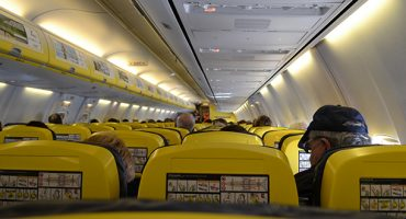"Ryanair to ditch ""garish"" yellow interiors"