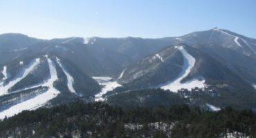 Trending ski destination: Pyeongchang!