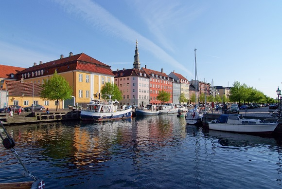 Christianshavn in Copenhagen