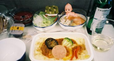Airplane food for home delivery? Why not!