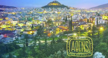"""I'm an Athenian too"" campaign kicks off in Greece"