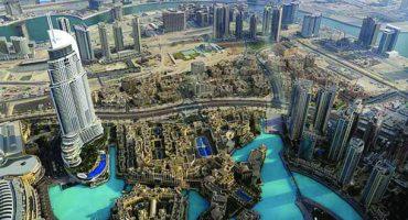 World's highest observation deck opens in Dubai