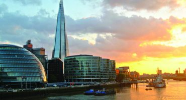 Kids go free at The Shard during half-term