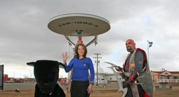 Vulcan, Canada: a holiday for Trekkies