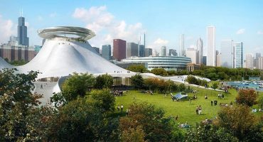 Take a peek at George Lucas' museum