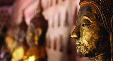 Laos: for traditional South East Asian culture