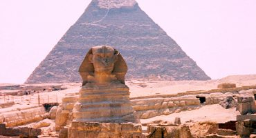 Egypt's Sphinx of Giza courtyard to reopen