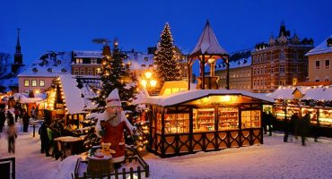 Top 10: Christmas Markets In Europe