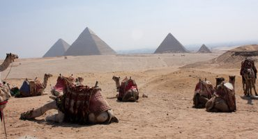 Ancient Egyptian burial ground an archaeologist's dream