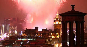 Make it a Hogmanay New Year in Edinburgh