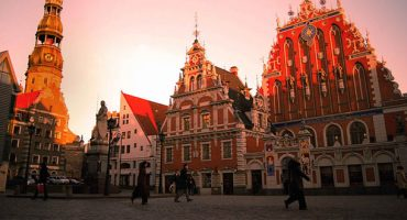 Revelling in Riga: a pre-Christmas break