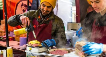 The best street food in Europe