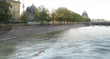 Berlin's dreaming of a giant pool in the River Spree