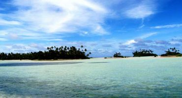 World's least visited country: Kiribati