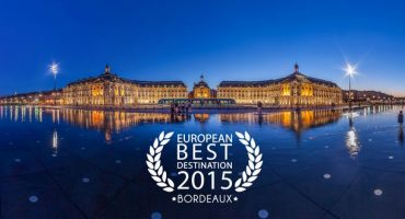 Bordeaux awarded Best European Destination of 2015