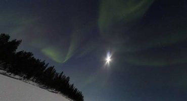 See the Northern Lights on Google StreetView