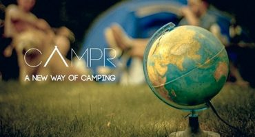 Campr, the site for camping with locals