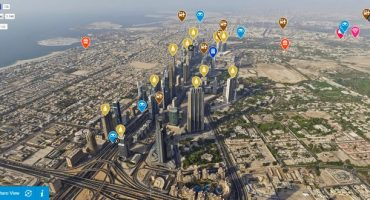Dubai presents the world's first interactive visitor's guide