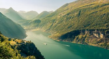 PHOTOS: Norway's incredible landscapes