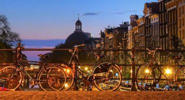 Amsterdam is running out of bicycle parking