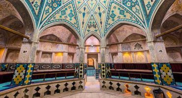 Tourists to save Iran's historic spas